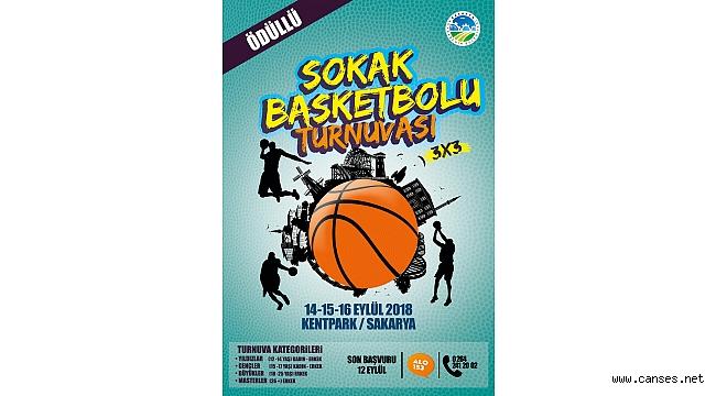 Sokak Basketbolu Turnuvası'nda kayıtlar uzatıldı