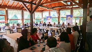 Sosyal İşler Müdürleri Sapanca'da