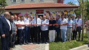 Yenimahalle Muhtarlık Bürosu hizmete açıldı
