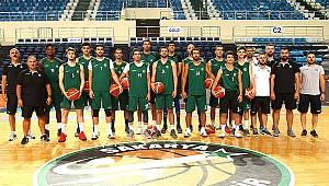 Büyükşehir Basket Avrupa'da parkeye çıkıyor