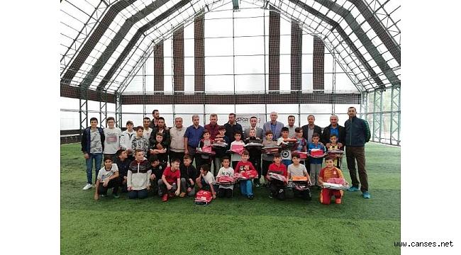 Büyükşehir Belediyesinden Spora destek