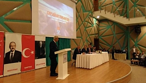 Cumhuriyet Halk Partisi Sakarya Örgütü Bursa 3. Yapılan Cumhuriyet Halk Partisi Bölge Toplantısına katıldı