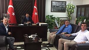 Ferizli'den Prof. Dr. Mehmet Sarıbıyık'a Ziyaret