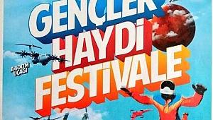Gençlerde Festival HeyecanıGençlerde Festival Heyecanı