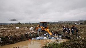 Kaynarca'da metrekareye 115 kilogram yağış