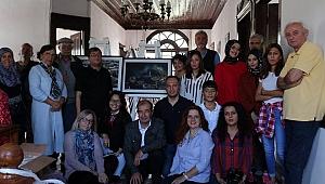 SAGÜSAD Taraklı'da fotoğraf ve resim sergisi açtı