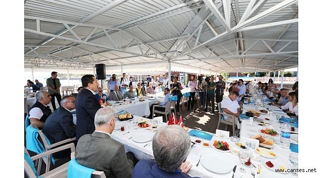 Sakarya Peyzaj ve Süs Bitkiciliği Festivali Tanıtım Toplantısı Düzenlendi