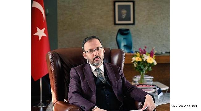 Spor Bakanı Ayçiçeği Bisiklet Vadisi'ne geliyor