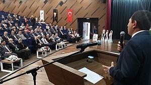 """Vali Balkanlıoğlu """"Eğitim Alanında Gerçekleştirilecek Her Projeye Desteğimiz Büyük"""""""