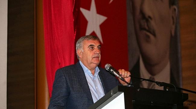 """""""AK Parti hareketini geleceğe taşıyacak olan gençlerdir"""""""