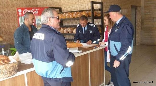 Geyve Belediyesi fırınlarda denetim uygulaması başlattı.