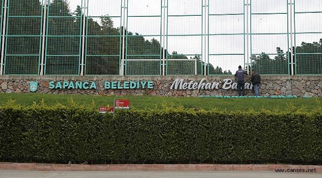 Sapanca Belediyesi Metehan Başar Spor Kompleksi