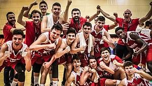U16 Yıldız Erkek Basketbol Milli Takımımız Sakarya'da Kampa Giriyor