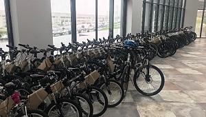 300 bisiklet sahiplerini buldu
