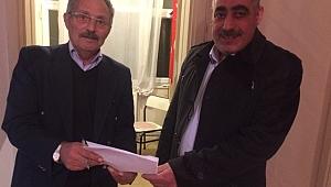 CHP Arifiyede belediye meclis aday adayı başvurusu