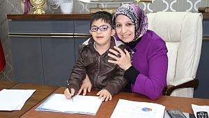 Fazilet Durmuş'tan 3 Aralık Dünya Engelliler Günü Mesajı