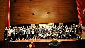 'Gençler Münazarada' projesinde muhteşem final