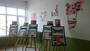 Hendek İlçesi Okullarının AB Projeleri Başarısı
