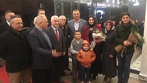 Kah-Veli Saatler bu kez Kazımpaşa'ya misafir oldu