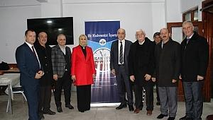Kah-Veli Saatler Projesi Arifiye Hacıköy'e misafir oldu