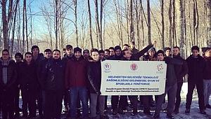 Kocaeli Aytepe'de Geleneksel Sporlar ve Oyunlar Kış Kampı Gerçekleştirdi.