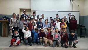 Mehmet Demir'de Çocuk-Yazar Buluşması