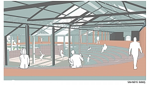 Menekşe Kibrit Fabrikası Mimari Fikir Proje Yarışması