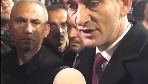 Milletvekili Dikbayır Türk Harb-iş'in düzenlediği Tank Palet mitinginde