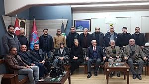 Mustafa Ak ziyaretlerine devam ediyor