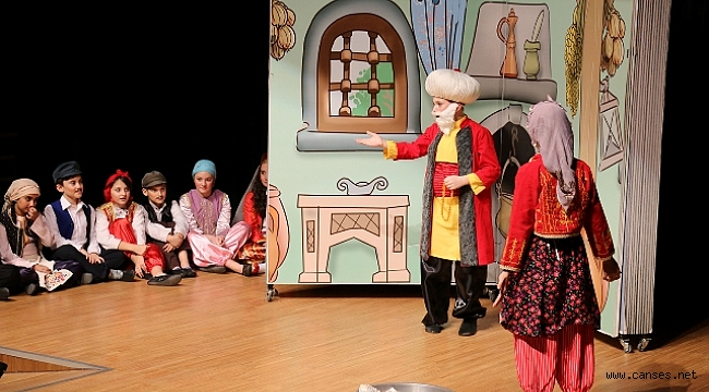Nasreddin Hoca Akyazı SGM'de sahnelendi