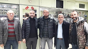 Nazmi Bostancı'ya sevgi seli