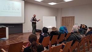 Serdivan Çocuk Akademisi'nde Aile Boyu Eğitim