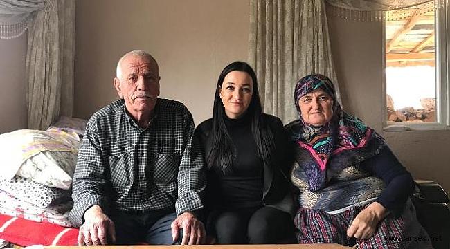 Tuğba Aydın Burucu'dan '3-T' Taraklı projesi