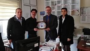 Türk Eğitim Sen'den Ziyaret