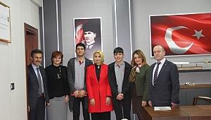 Türkiye 3.'lerine Durmuş'tan Tebrik