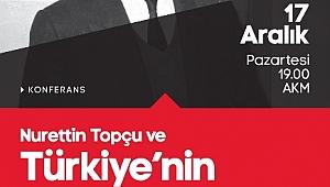 Türkiye'nin Maarif Davası AKM'de