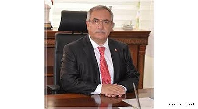 Vali Ahmet Hamdi NAYİR'in Yeni Yıl Kutlama Mesajı