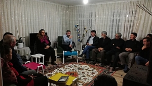 ZAFER KAZAN BU BİR PARTİ MESELESİ DEĞİL BELEDİYENİN ANAHTARINI ALIN