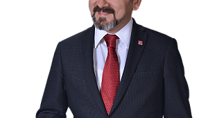 Zafer Kazan'ın 5 Aralık kadınlara seçme ve seçilme hakkının verilmesinin yıldönümü basın açıklaması