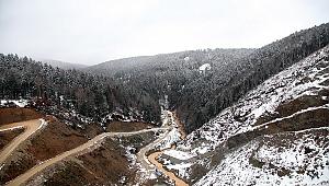 Akçay Barajı ile Musluklara tertemiz kar suları ulaşacak