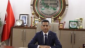 Başkan Burak'tan 10 Ocak Çalışan Gazeteciler Günü Mesajı