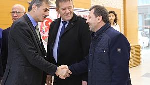 Bosna'ya Gönül Bağıyla Bağlıyız