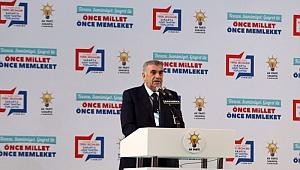 Erdoğan'dan Toçoğlu'na övgü dolu sözler