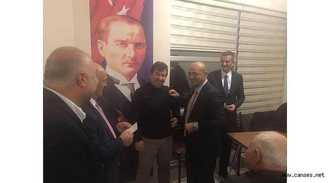 İYİ Parti'ye Serdivan'da büyük katılım