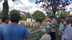 Kazımpaşa Camii Açılış İçin Gün Sayıyor