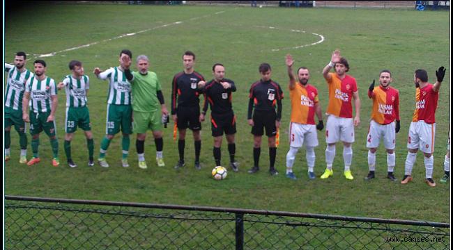 Kışlaçayspor 5- 2 Akovabarışspor