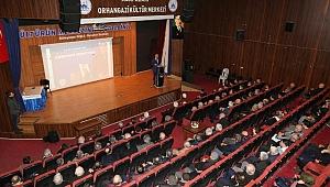 Kur'an Bülbülü Asker Hafız Mehmet Eren Orhangazi Kültür Merkezi'nde anıldı