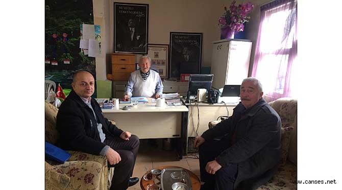 Muzaffer CEBECİ Seçim Çalışmaları İçinde Esnaf ve Vatandaşlarla Bir Araya Gelmeye Devam Ediyor