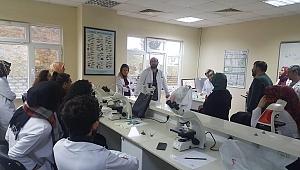 Öğretmenlere 'Laboratuvar Kullanımı Eğitimi' verildi