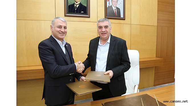 Sakarya Tarımsal Ürünler Üretim Mükemmeliyet Merkezi İşbirliği Protokolü İmzalandı